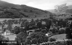 Buckden, The Village c.1955