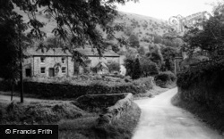 Buckden, The Village c.1965