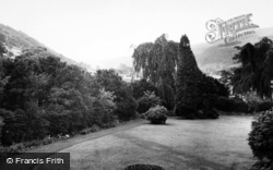 Buckden, View From Buckden House c.1955