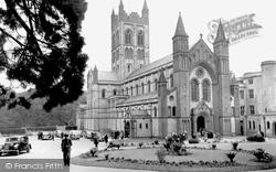 Buckfast, Abbey c.1955