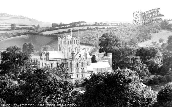 Buckfast, St Mary's Abbey 1922