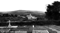 Buckfast, The Abbey And The Moor c.1965