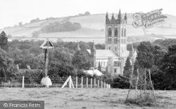Buckfast, The Abbey c.1950