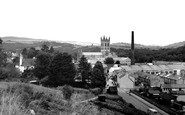 Buckfast, The Abbey c.1965