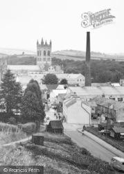 Buckfast, The Abbey c.1965