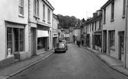 Buckfastleigh, Fore Street c.1965