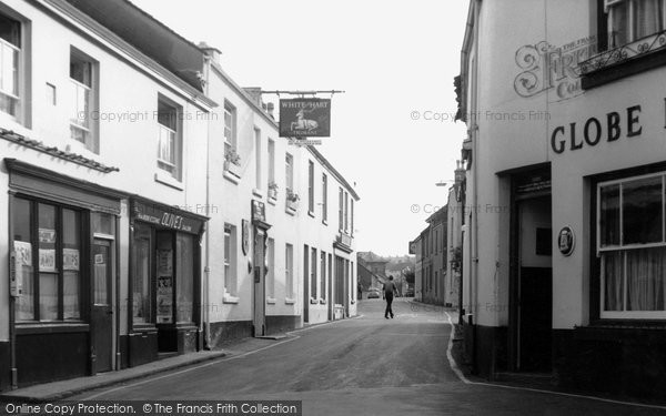 Buckfastleigh, Plymouth Road c.1965