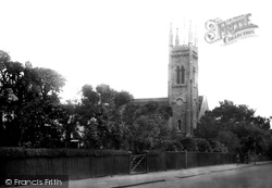 Buckhurst Hill, Congregational Church 1923