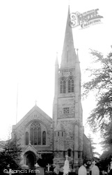 Buckhurst Hill, St John's Church 1923