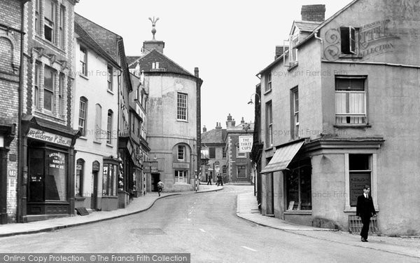 Photo of Buckingham, Bridge Street c.1950
