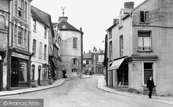 Buckingham, Bridge Street c.1950