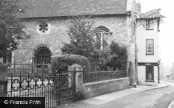 Buckingham, Chantry Chapel c.1950