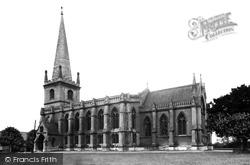 Buckingham, Church Of St Peter And St Paul c.1955