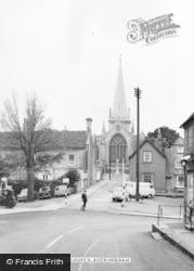 Buckingham, Church Of St Peter And St Paul c.1965