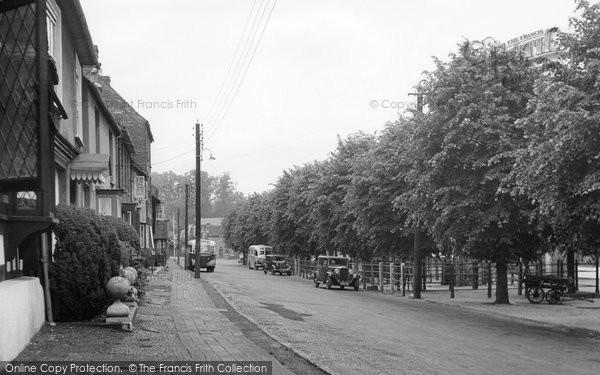 Photo of Buckingham, High Street and Cattle Market c1950