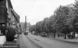 Buckingham, High Street And Cattle Market c.1950