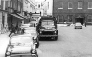 Buckingham, Lorry c1965