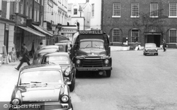 Buckingham, Lorry c.1965
