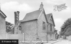 Buckingham, Manor House And Twisted Chimney c.1955