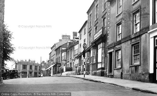 Buckingham, Market Hill 1949