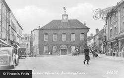 Buckingham, Market Square c.1950