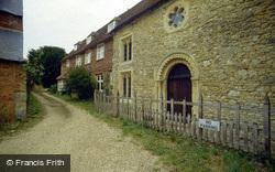Norman Doorway, Chantry Chapel c.1980, Buckingham