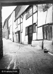 Buckingham, Old Houses c.1950