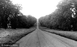 Buckingham, Stowe Avenue c.1950