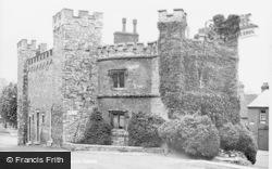 Buckingham, The Old Gaol c.1950