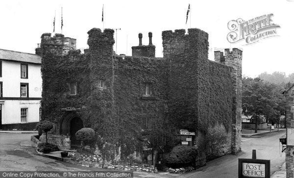 Buckingham, The Old Gaol c.1955