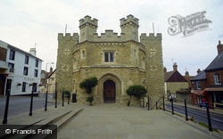 The Old Town Gaol c.1980, Buckingham