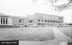 Buckingham, The Royal Latin School c.1965