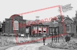 The Royal Latin School, Chandos Road c.1950, Buckingham