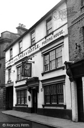 Buckingham, The Swan And Castle Hotel c.1955