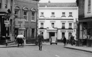 Buckingham, West Street, Sent On Errand c.1950