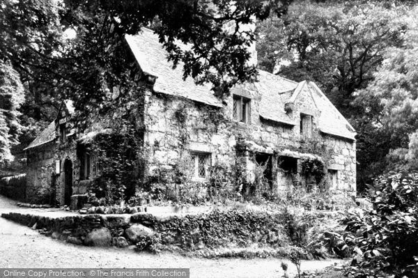 Photo of Buckland in the Moor, Lower Lodge 1890