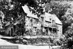 Lower Lodge 1890, Buckland In The Moor