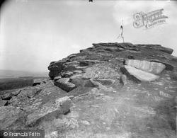 On Buckland Beacon 1931, Buckland In The Moor