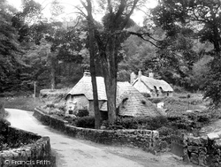 The Village 1931, Buckland In The Moor