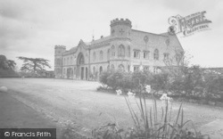Buckland, Manor House c.1965
