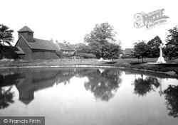 Buckland, Pond 1921