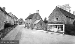 Buckland, Post Office c.1965