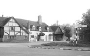 Buckland, Post Office Corner c.1955