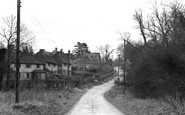 Buckland, Rectory Lane c.1955