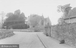 Buckland, St George's Church c.1955