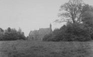 Buckland, St George's Church c.1965