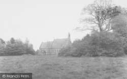 Buckland, St George's Church c.1965