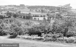 Buckland St Mary, From Bishopswood c.1960