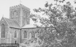 Buckland, St Mary's Church c.1965