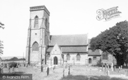 Buckland St Mary, The Church c.1960